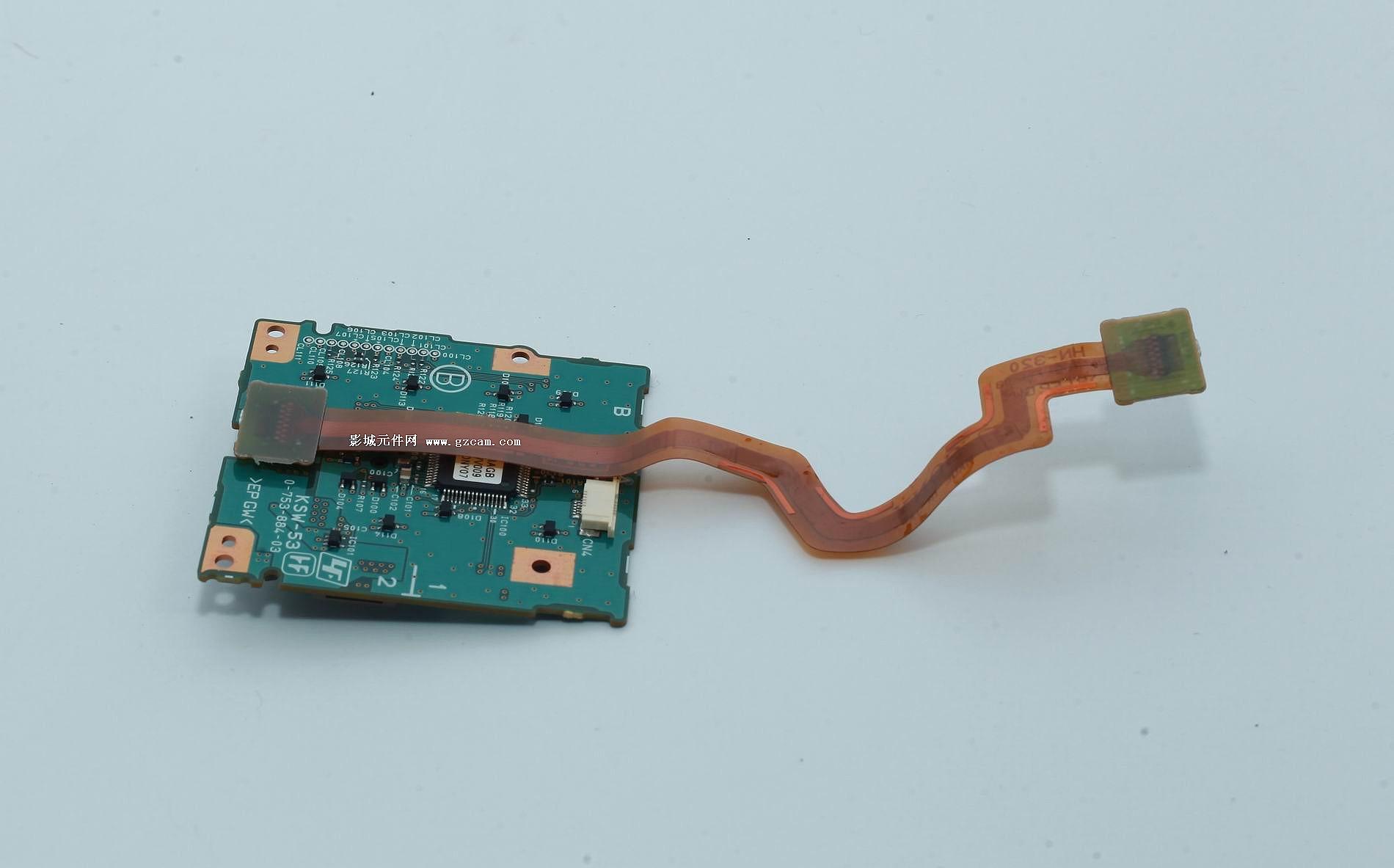 索尼pmw-ex1播放操作电路板带排线