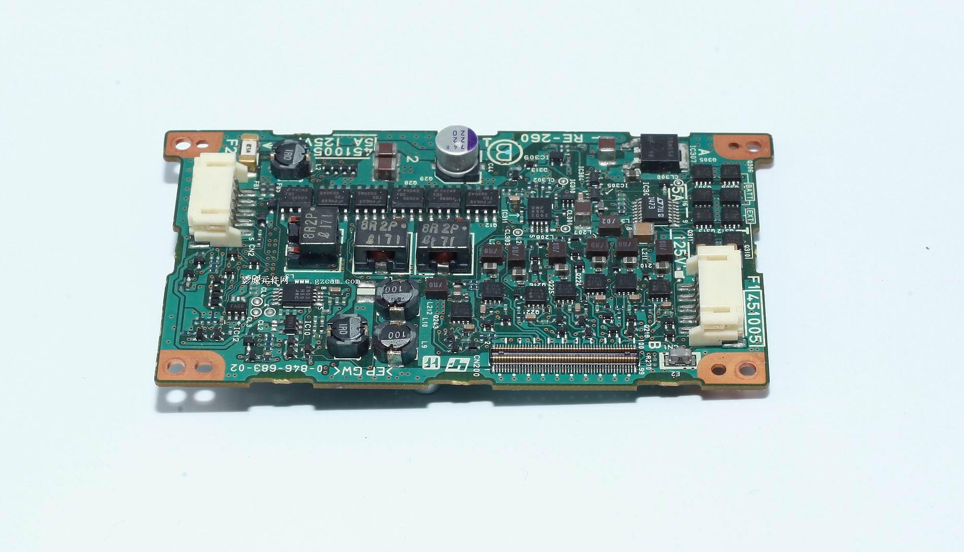 产品展示 索尼- 原装索尼pmw-ex3 电源电路板